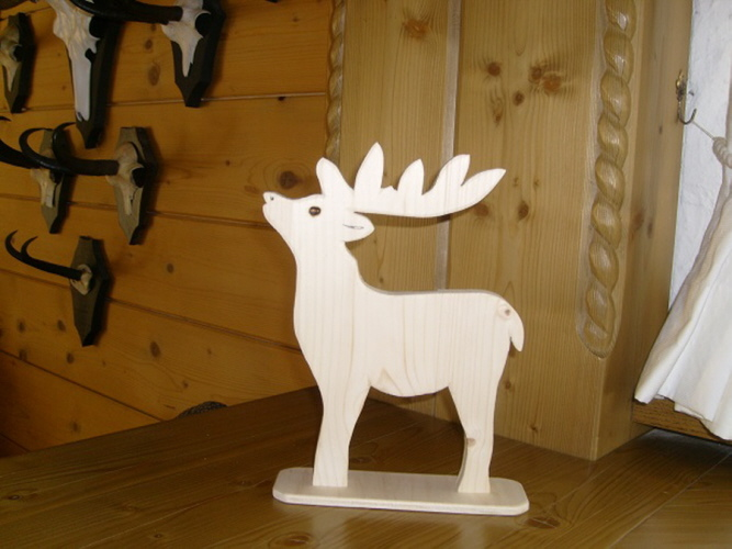 Tiere Aus Holz Elviras Deko Ideen De